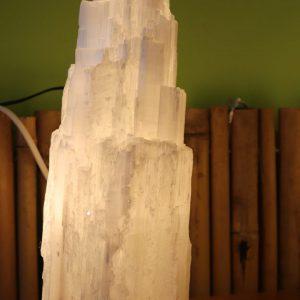 Seleniet lamp ijsberg ruw