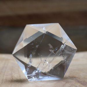 Bergkristal ster