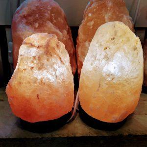 Zoutlamp  1-2 kg