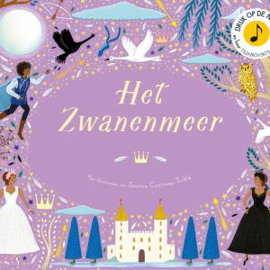 Jessica Courtney-Tickle – Het zwanenmeer