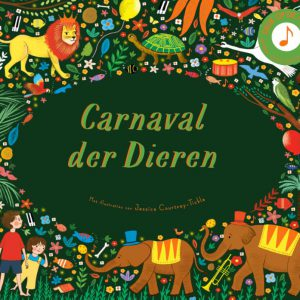 Jessica Courtney-Tickle – Carnaval der dieren