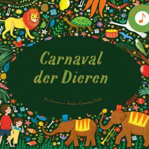 Jessica Courtney-Tickle – Carnaval der dieren