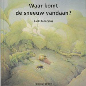 Loek Koopmans – Waar komt de sneeuw vandaan?