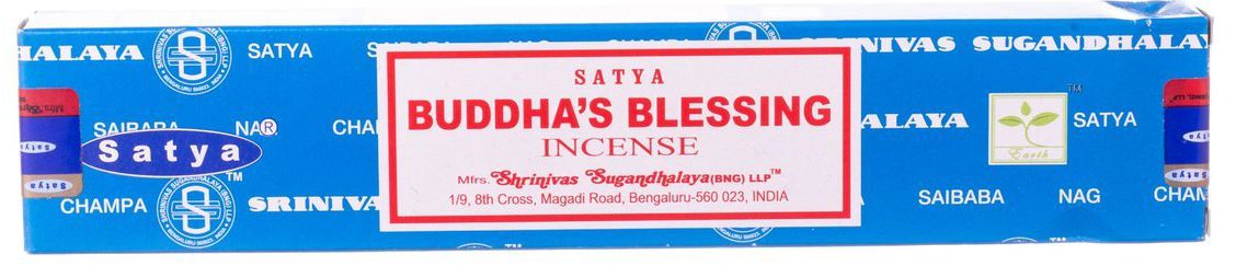 Wierook Satya – Buddha's Blessing