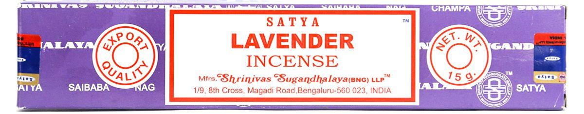 Wierook Satya – Lavender