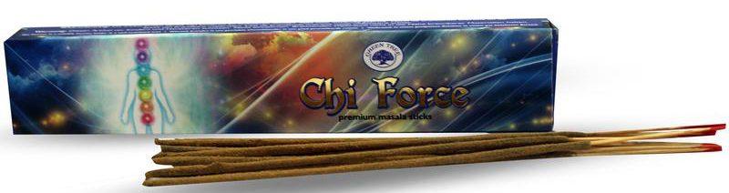 Wierook – Chi Force