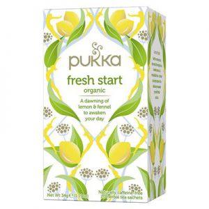 Pukka – Fresh Start Tea Bio