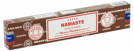 Wierook Satya – Namaste