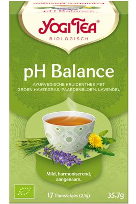 Yogi Tea – pH Balance