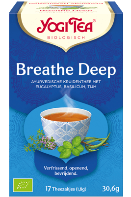 Yogi Tea – Breathe Deep