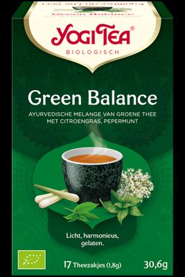 Yogi Tea – Green Balance