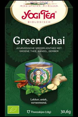 Yogi Tea – Green Chai