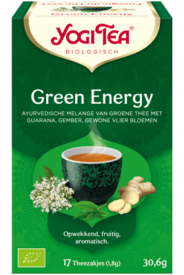 Yogi Tea – Green Energy