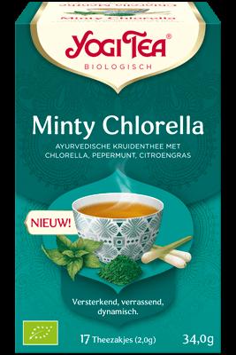 Yogi Tea – Minty Chlorella