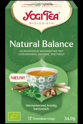 Yogi Tea – Natural Balance