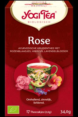 Yogi Tea – Rose