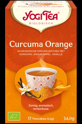 Yogi Tea – Curcuma Orange