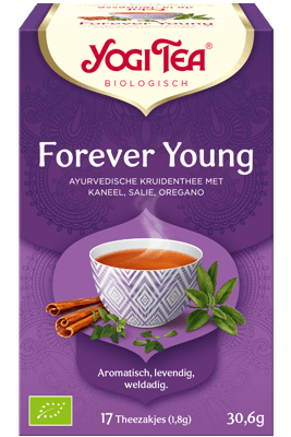 Yogi Tea – Forever Young