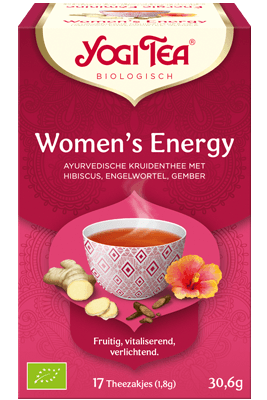 Yogi Tea – Women's Energy