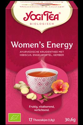 Yogi Tea – Women's Energy