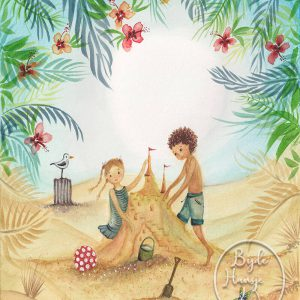 Bijdehansje – Beach