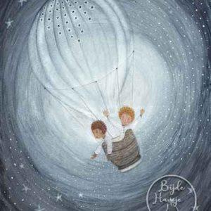 Bijdehansje – Air balloon