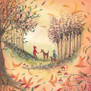 Bijdehansje – Autumn