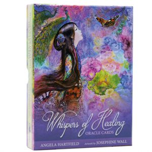 Angela Hartfield – Whispers of Healing oracle cards