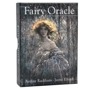Arthur Rackham – Fairy Oracle