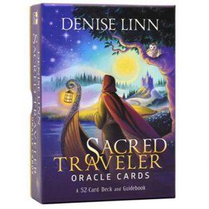 Denise Linn – Sacred traveler oracle cards
