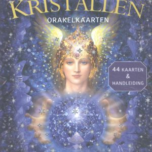 Doreen Virtue – Engelen en kristallen orakelkaarten