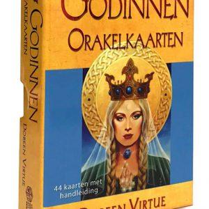 Doreen Virtue – Godinnen Orakelkaarten