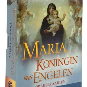 Doreen Virtue – Maria, koningin van engelen orakelkaarten