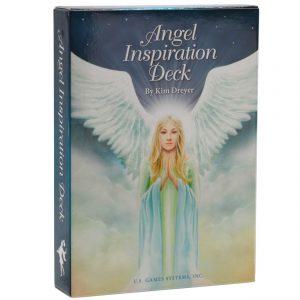 Kim Dreyer – Angel inspiration deck