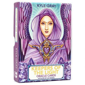 Kyle Gray – Keepers of the light oracle cards