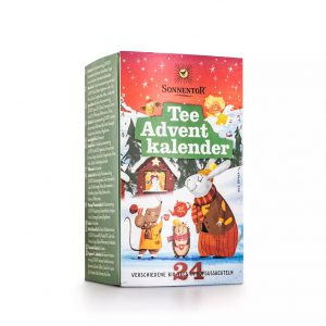 Advent kalender thee